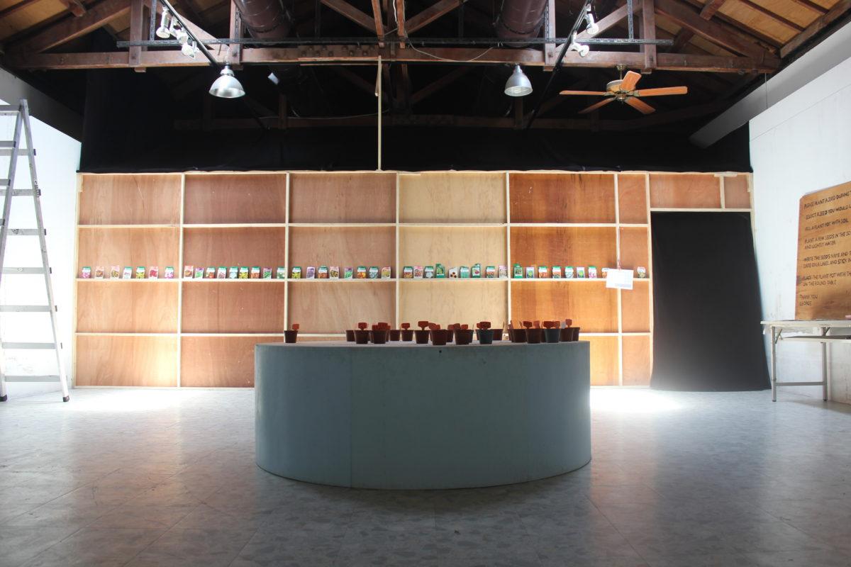 A Planter's Art [exhibition documentation]