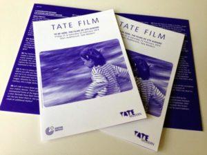 Ute Aurand Tate Film