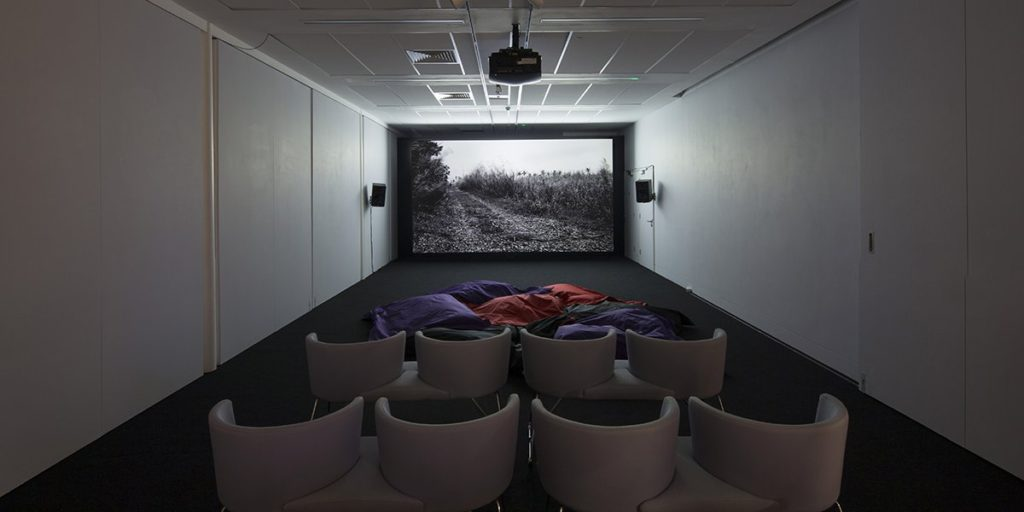 Lav Diaz Journeys, London Gallery West, Installation view