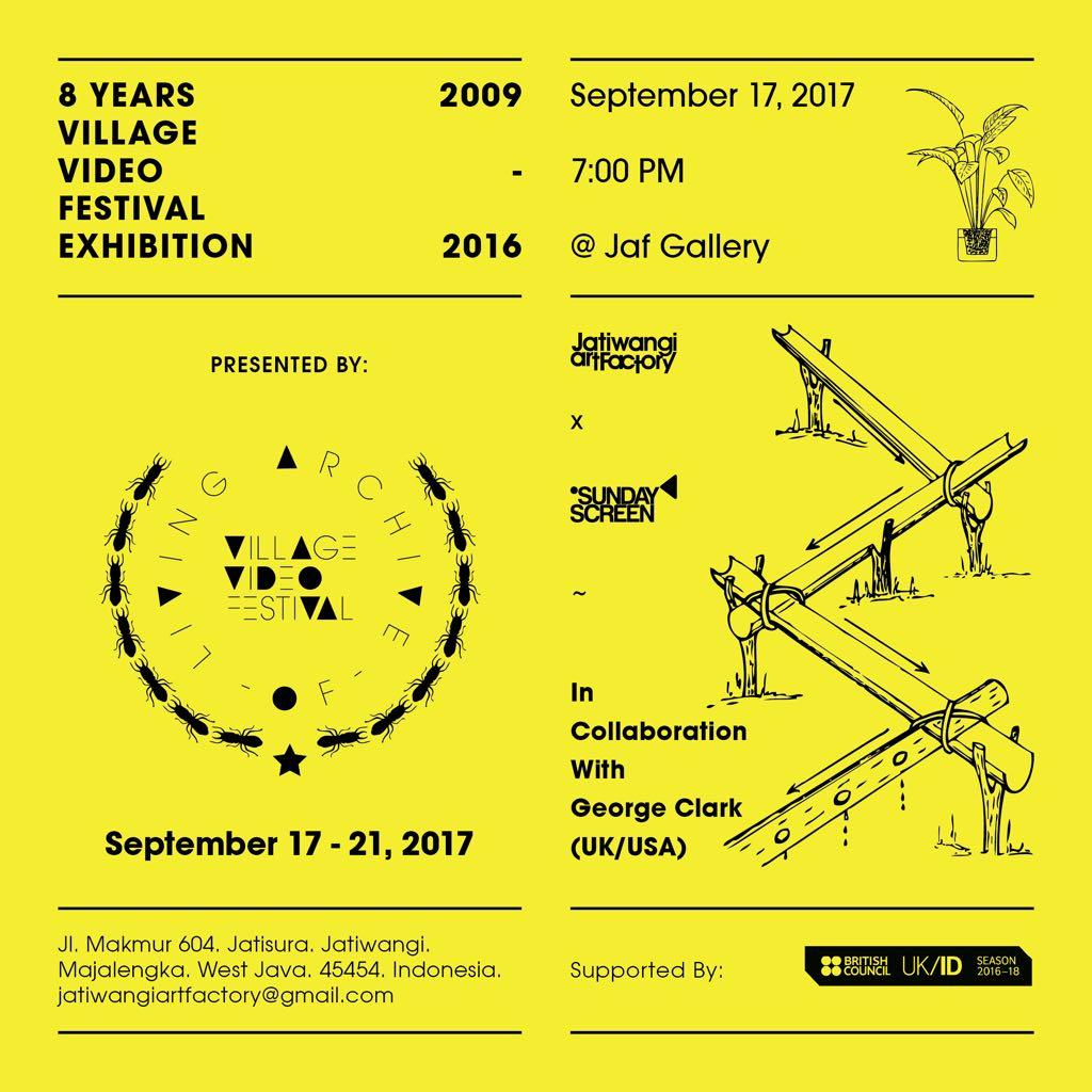 Living Archive, JAF exhibition Sept 2017