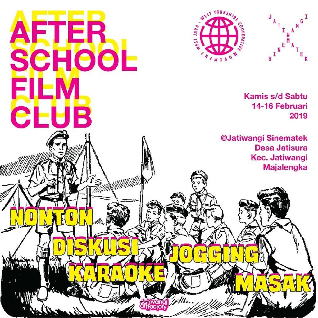 After School Film Club, February 2019