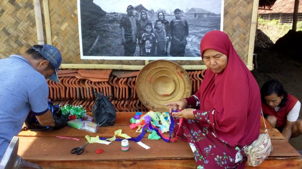Satata project by Prabowo Setyadi with Hanyaterra, 2 February 2019
