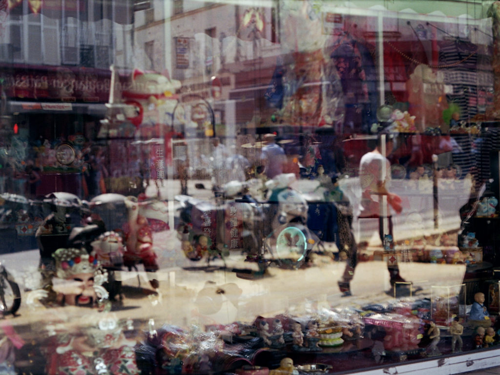 'Inner Sage / Outer King', 35mm frame enlargement, George Clark, France/Taiwan/UK, 2019